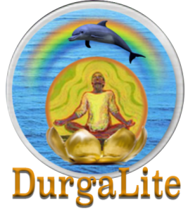Durga Lite with writing R04