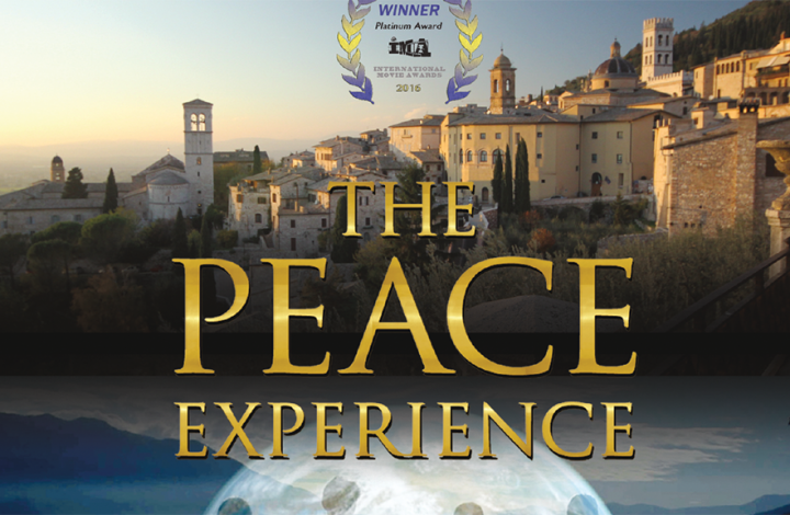 The Peace Experience DVD Available Now