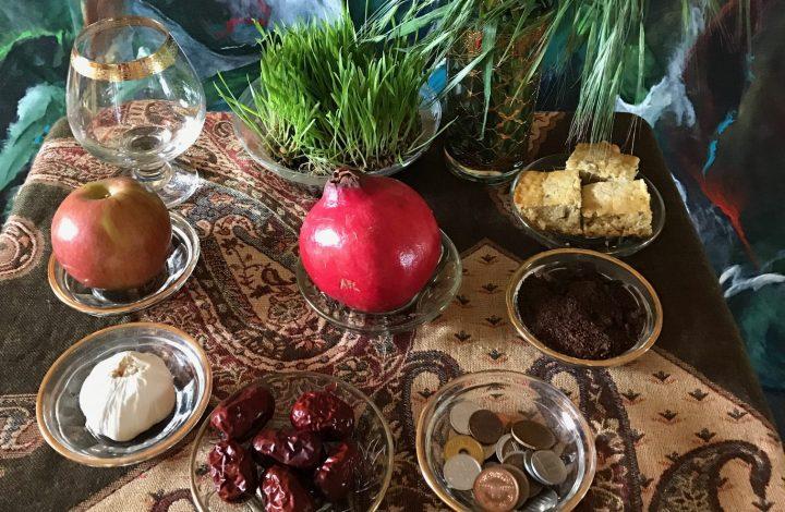 Greeting Spring by Celebrating Nowruz