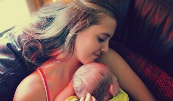 You Can Volunteer To Cuddle Babies