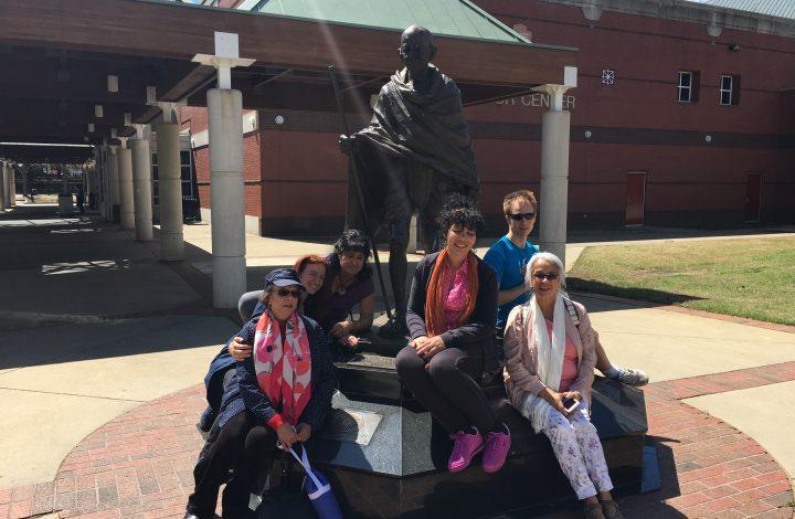 Peace Tour Kick-off in Atlanta, GA