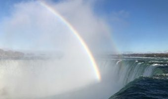 Majestic Niagara Falls