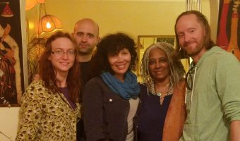 Visiting Nurah Johnson in New Jersey