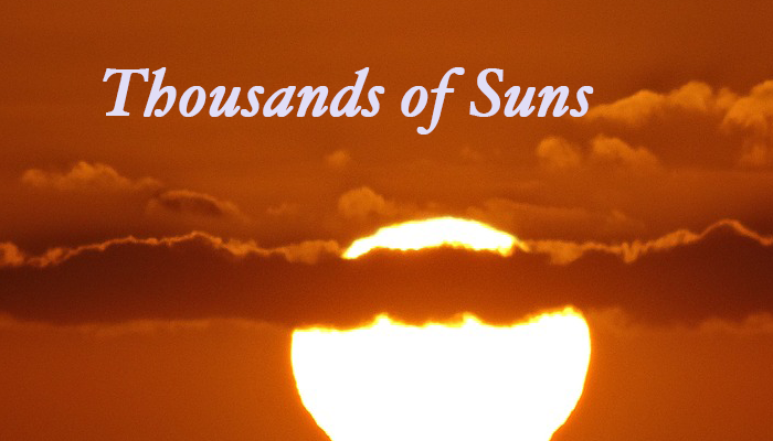 Thousands of Suns