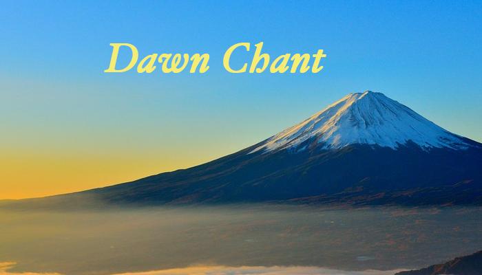 Dawn Chant