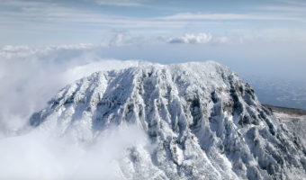 South Korea's Most Respected Mountain