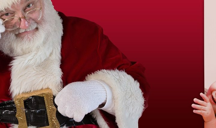 """Where did """"Santa Claus"""" come from?"""