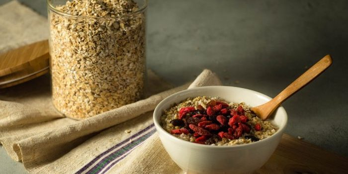 Flax & Coconut Oatmeal