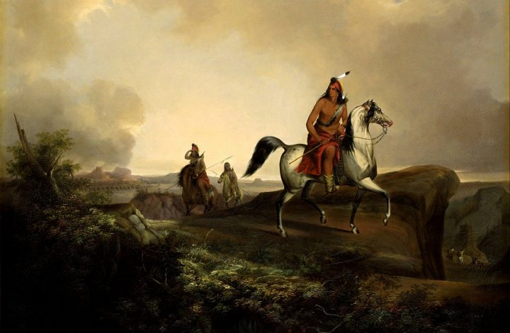 History of Native California