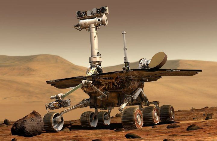 Shape-shifting Robots for Space Exploration