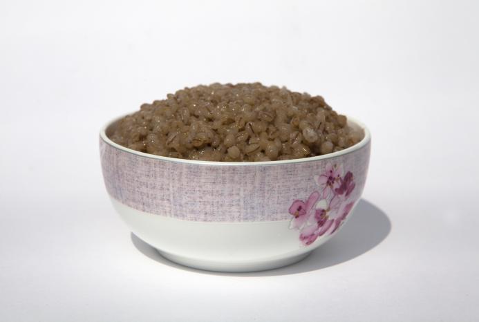 Tsar-kasha - Russian Barley-Mushroom Porridge